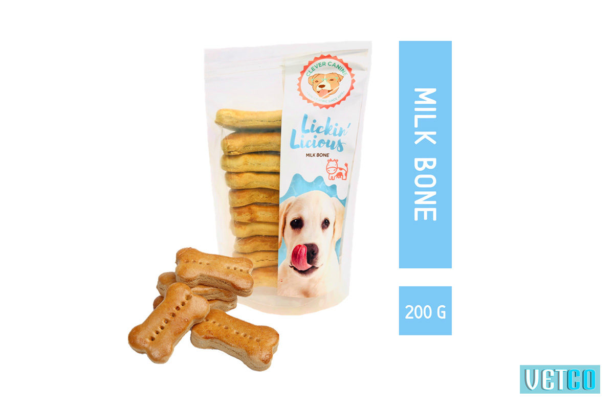 Clever Canine Yummy Milk Bone Cookies