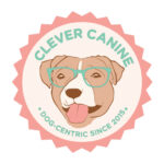 clever canine logo