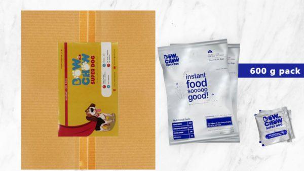 BowChow SuperDog Fresh Dog Food