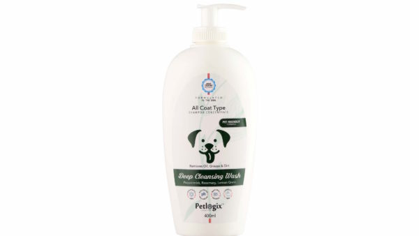 Deep cleansing wash 1