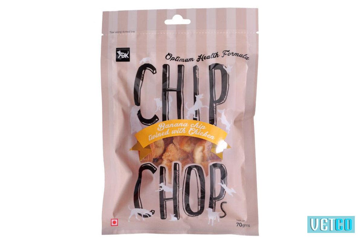 Chip Chops Dog Treats - Diced Chicken