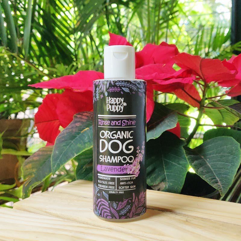 Organic Dog ShampooShine Lav