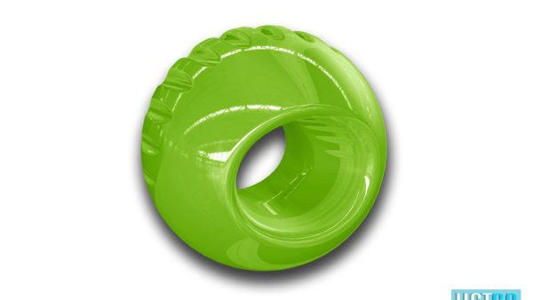 Outward Hound Bionic Super Strong Ball Dog Toy - Green