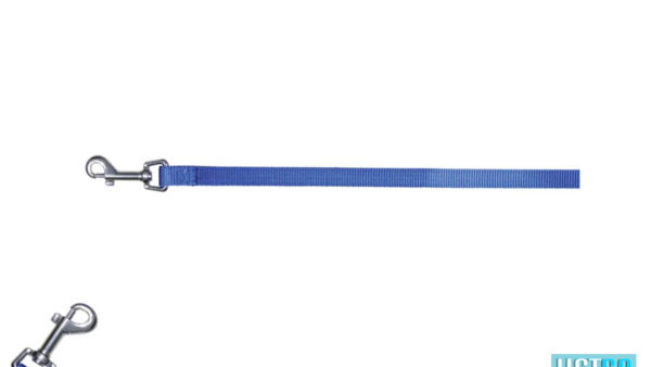 Trixie Classic Solid Dog Leash – Blue