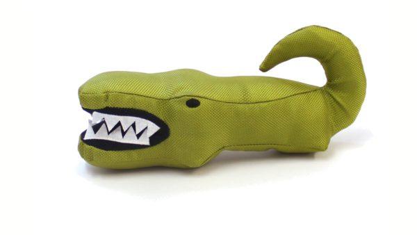 Beco Pets Aretha The Alligator Dog Toy