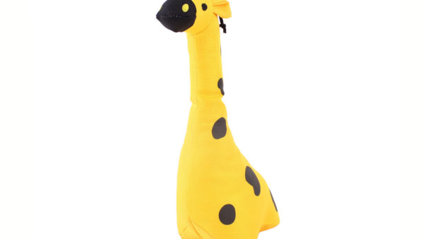 Beco Pets George The Giraffe Dog Toy