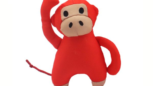 Beco Pets Michelle The Monkey Dog Toy