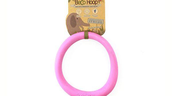 hoop pink toy