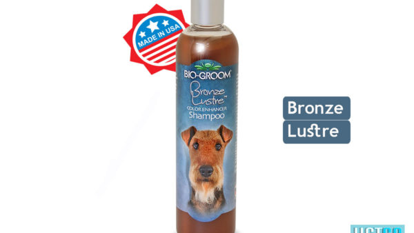 Bio-Groom Bronze Lustre Dog Shampoo, 350 ml