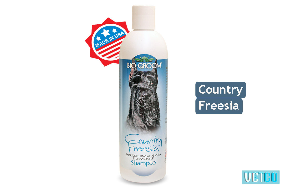 Bio-Groom Country Freesia Dog and Cat Shampoo, 350 ml