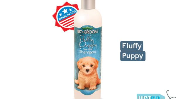 Bio-Groom Fluffy Puppy Dog Shampoo, 350 ml