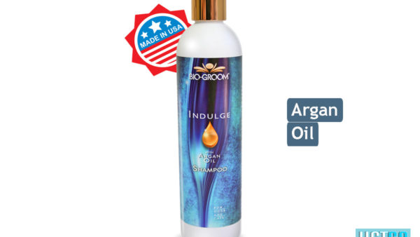 Bio-Groom Indulge Argan Oil Dog Shampoo, 350 ml