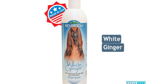 Bio-Groom White Ginger Dog and Cat Shampoo, 350 ml