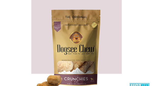 Crunchies Soft Dog Treats for Puppies and Small Dogs