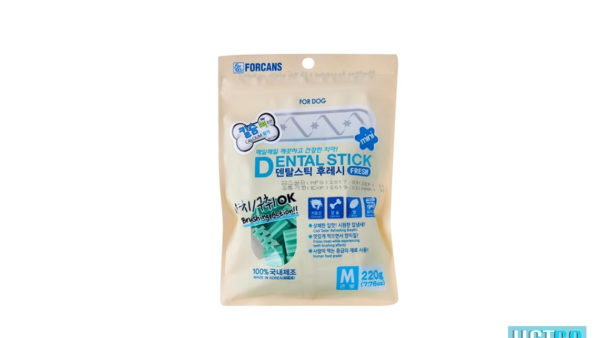 Forcans Dog Dental Stick Fresh With Calcium