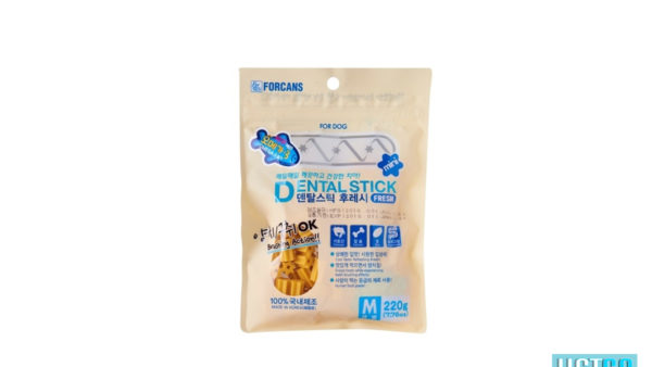 Forcans Dog Dental Stick Fresh With omega 3
