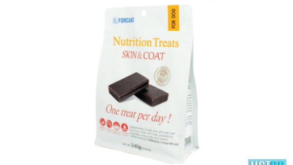 Forcans Skin & Coat Nutrition Treats For Dogs