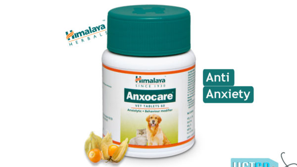 Himalaya Anxocare Anti Anxiety Tablets, 60 tabs