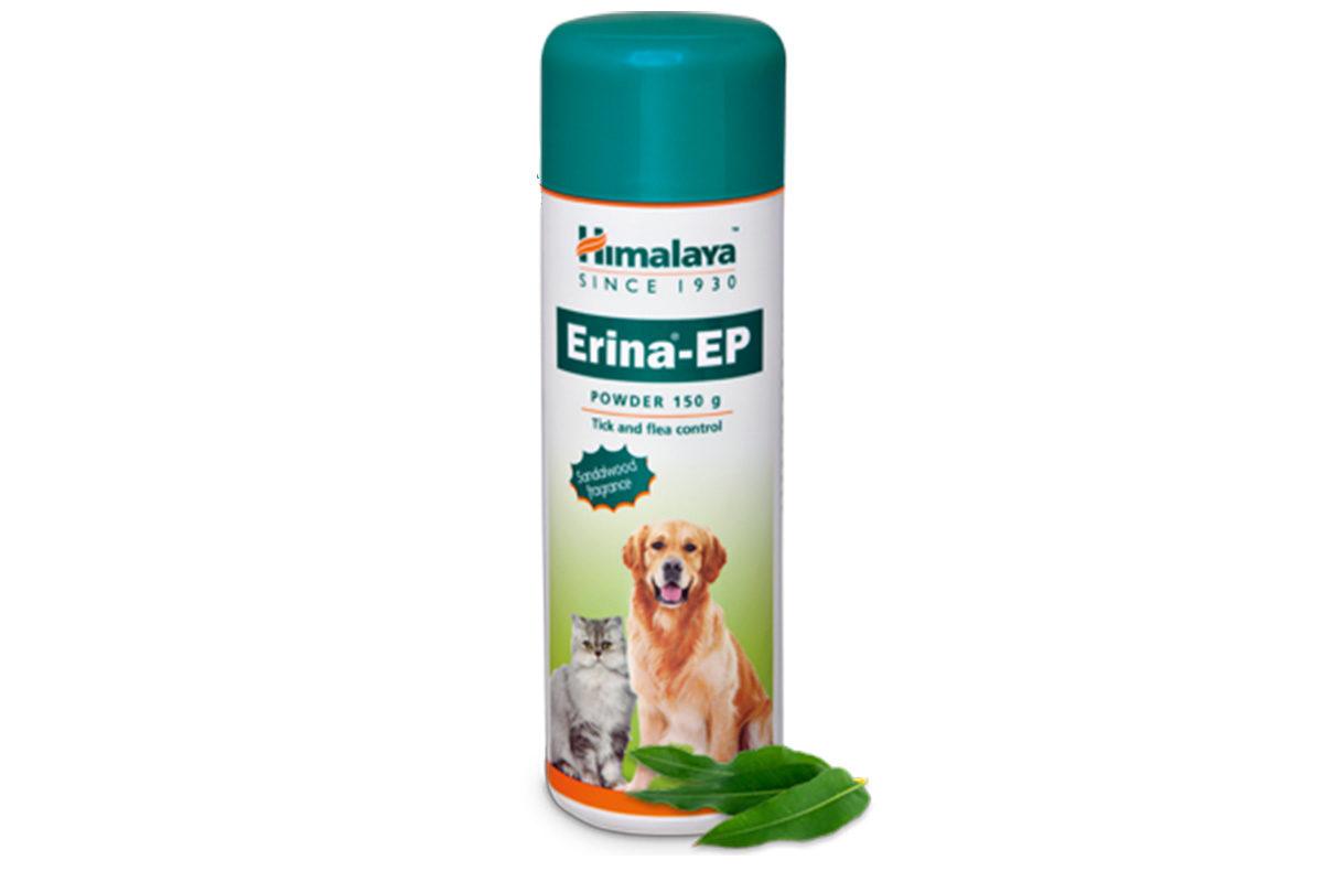 Himalaya Erina EP Tick & Flea Dog Powder, 150 gms