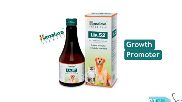Himalaya Liv.52 Liver Support Supplement for Pets, 200 ml