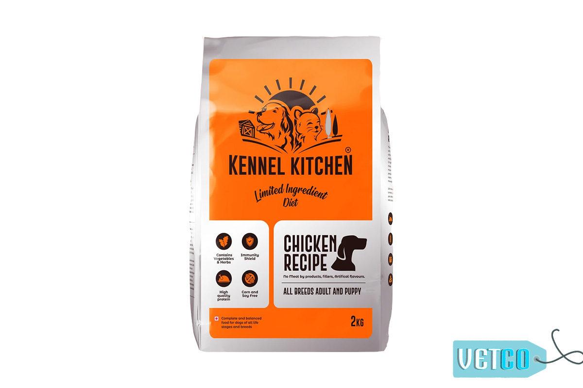 Kennel Kitchen Adult & Puppy Fresh Chicken Dry Dog Food