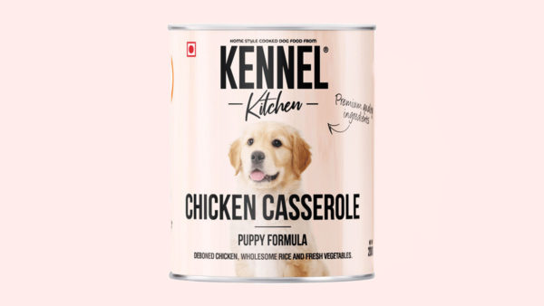 Kennel Kitchen Chicken Casserole Puppy Food (All Breeds and Sizes)