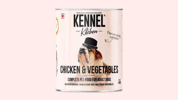 Kennel Kitchen Chicken and Vegetables Adult Dog Food (All Breeds and Sizes)