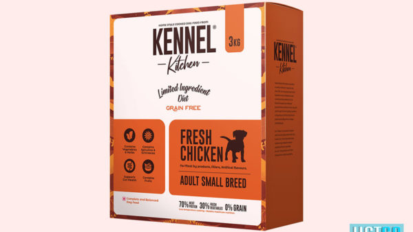Kennel Kitchen Adult Fresh Chicken Dry Dog Food (Small & Medium Breeds)