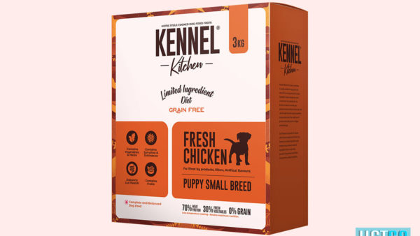 Kennel Kitchen Puppy Fresh Chicken Dry Dog Food (Small & Medium Breeds)