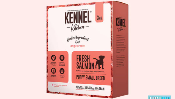 Kennel Kitchen Puppy Fresh Salmon Dry Dog Food (Small & Medium Breeds)