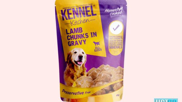 Kennel Kitchen Lamb Chunks in Gravy