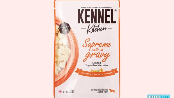 Kennel Kitchen Supreme Cuts in Gravy – Chicken with Pumpkin