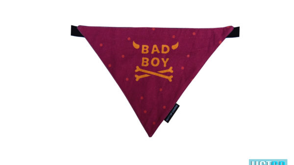 Mutt Ofcourse Bad Boy Bandana
