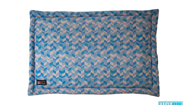 Mutt Ofcourse Light Geometrical Dog Mat