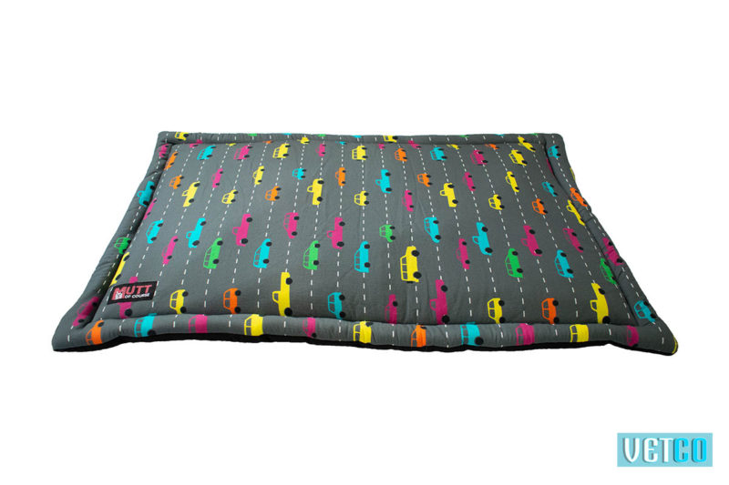 Mutt Ofcourse Need for Speed Dog Mat