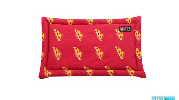 Mutt Ofcourse Pupperoni Pizza Dog Mat