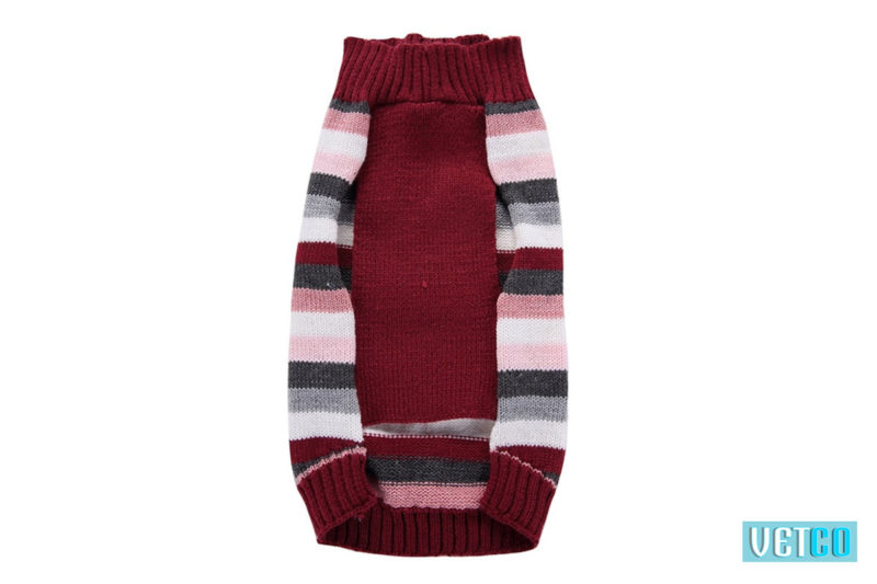 Mutt Ofcourse Turtleneck Dog Sweater
