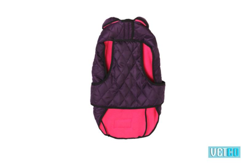 Mutt Ofcourse Waterproof Bomber Jacket - Purple