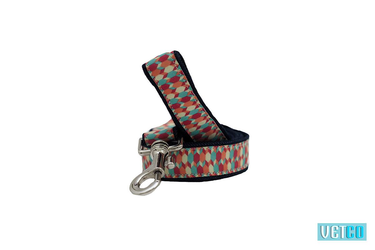 Mutt Ofcourse Candy Barr Dog Leash