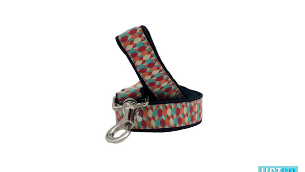 Mutt Ofcourse Candy Barr Dog Leash