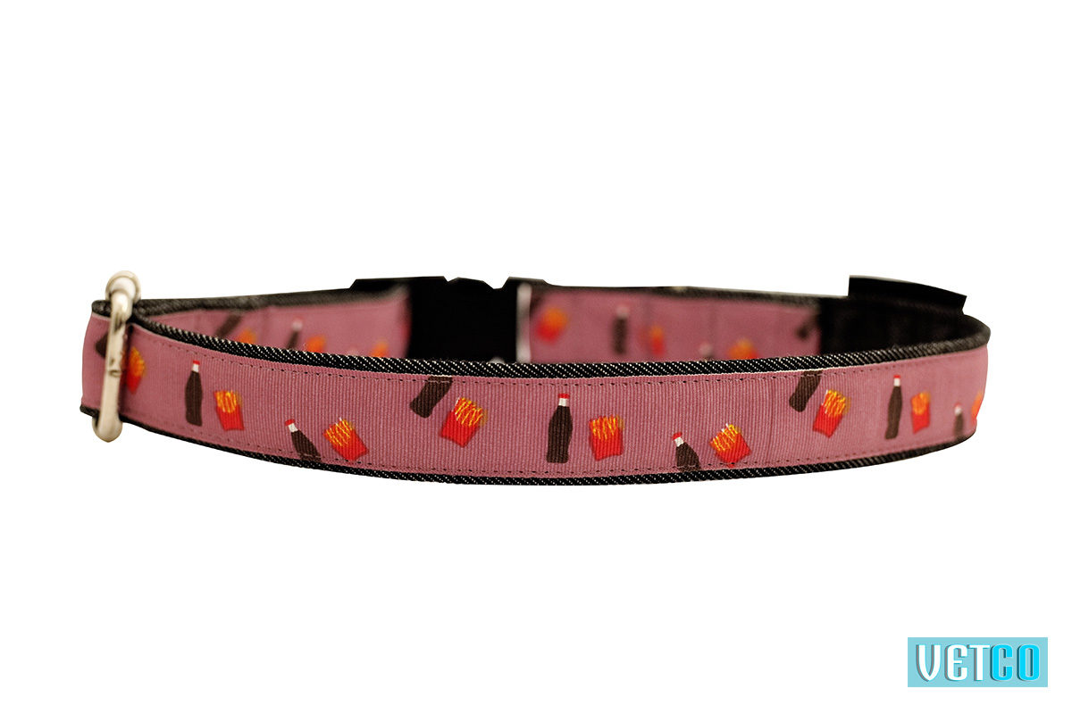 Muttoffcourse Cola & Fries Collar 1