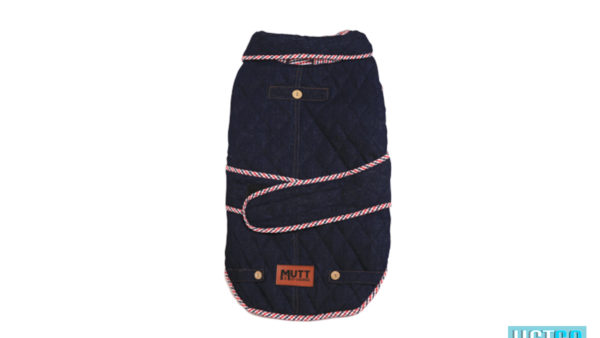 Mutt Ofcourse Dark Blue Denim Jacket