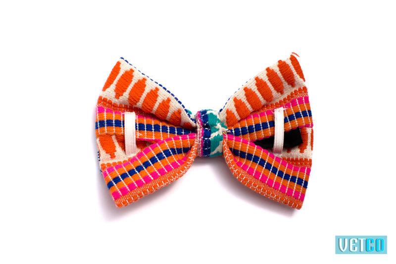 Mutt Ofcourse 'So Chic' Orange Bow