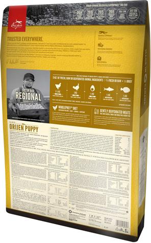 Origen Puppy Dry Dog Food (Small & Medium Breeds)