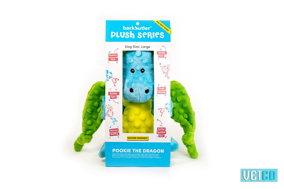 Pookie the Dragon (Small)