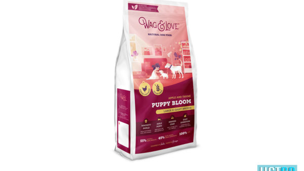 Wag & Love Puppy Bloom Grain Free Dry Dog Food (Large & Giant Breeds)