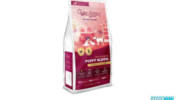 Wag & Love Puppy Bloom Grain Free Dry Dog Food (Starter & Small Breeds)