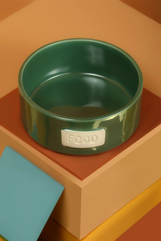 We Exist Forest Ceramic Snack Bowl