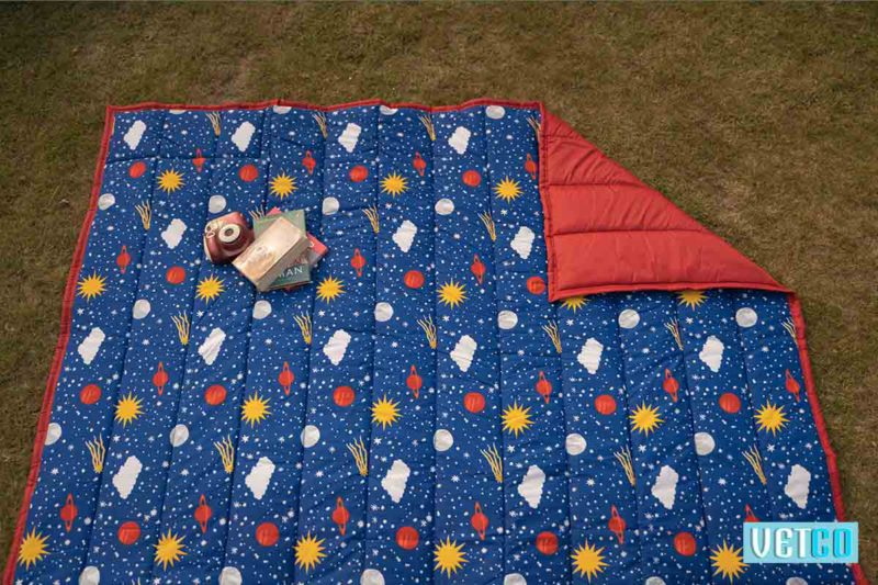 We Exist Starburst Galaxy Multi - Purpose Mat