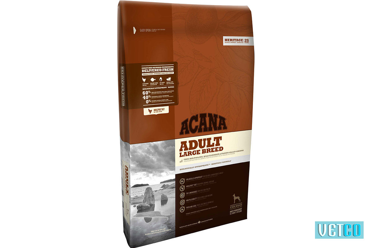Acana Adult Dry Dog Food (Large & Giant Breeds)